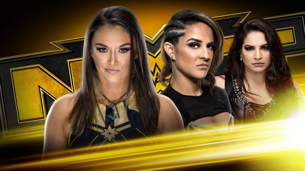 WWE NXT: March 4, 2020